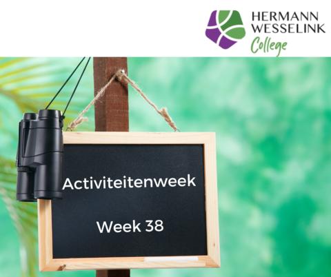 Activiteitenweek week 38